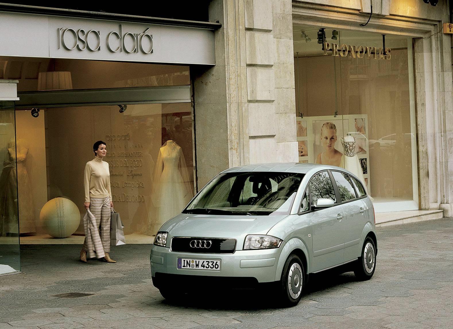 Audi A2 2001 HD Image