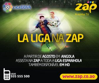 Liga Espanhola Agora Na Zap TV