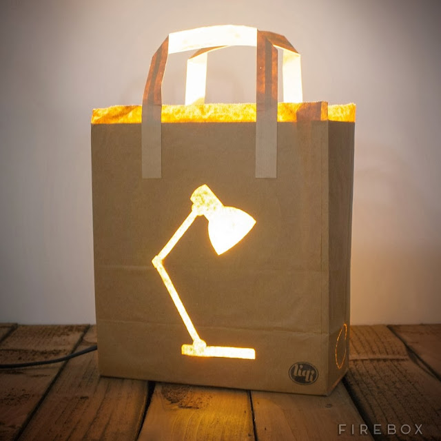 Cool Lamp Light Bag
