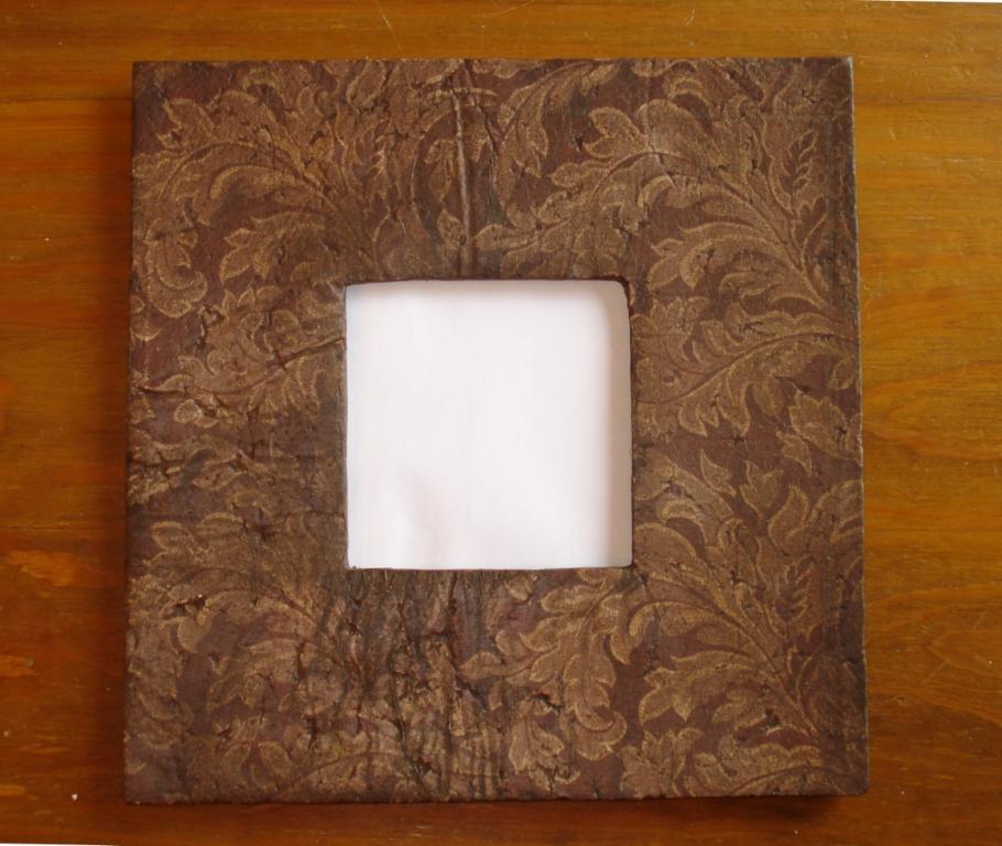 Pato mariani papel mach - Espejo de papel ...