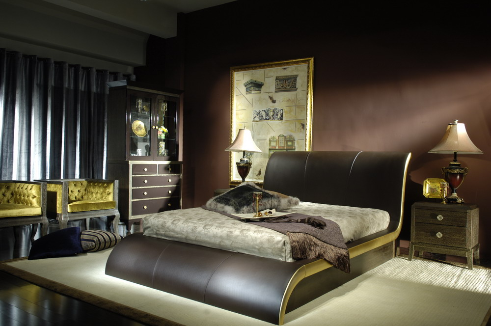 World home improvement bedroom furniture sets for Bedroom set with bed