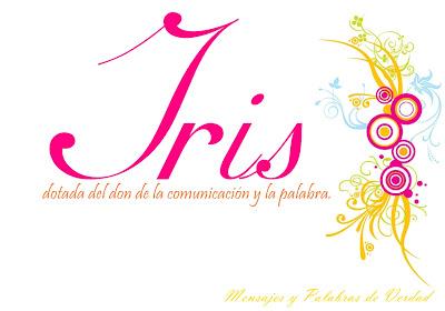 Resultado de imagen para imagenes del nombre iris en graffiti