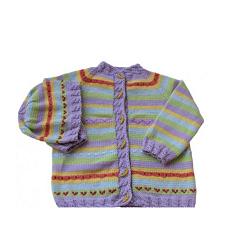 costum tricotat copii