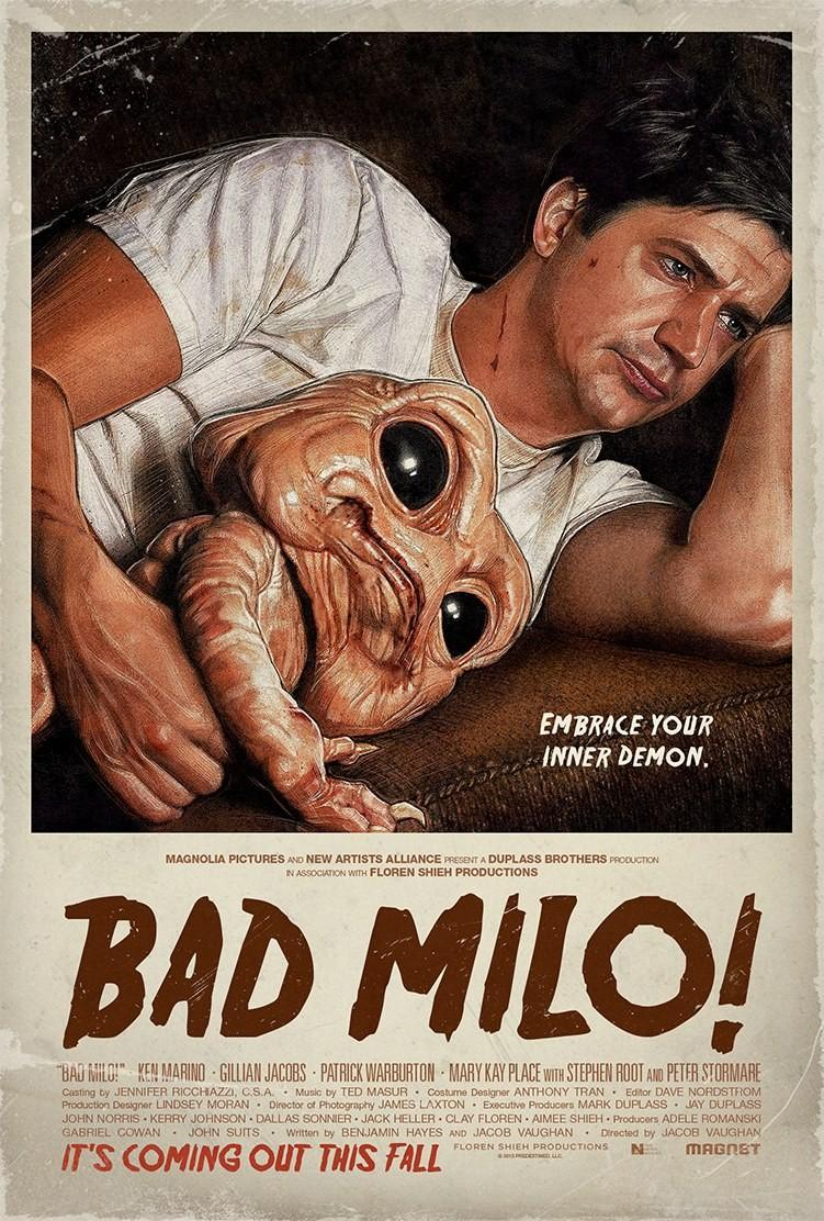 Bad Milo! (2012) | BRRip 1080p | Inglés
