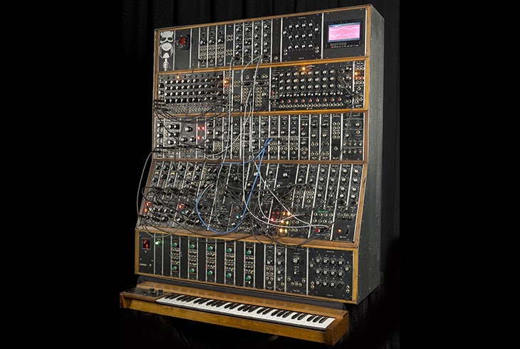 Moog Modular Keith Emerson model image
