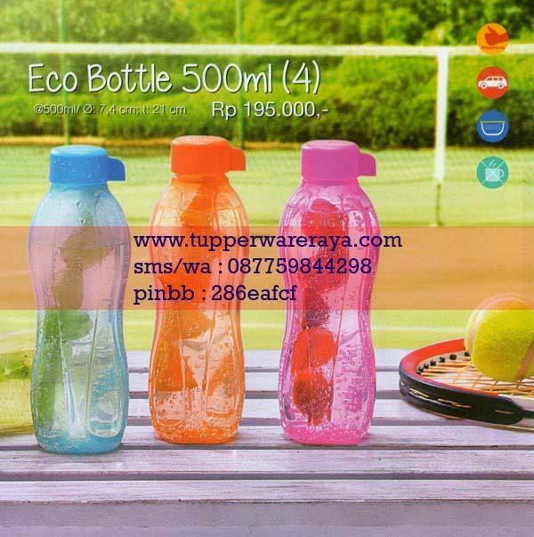 Katalog Tupperware Promo Januari 2015 Eco Bottle 500ml