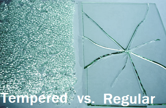 Difference Between Safety Glass And Toughened Glass
