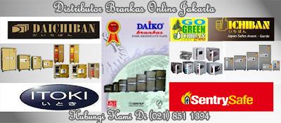 Distributor Brankas Online Harga Murah Jakarta