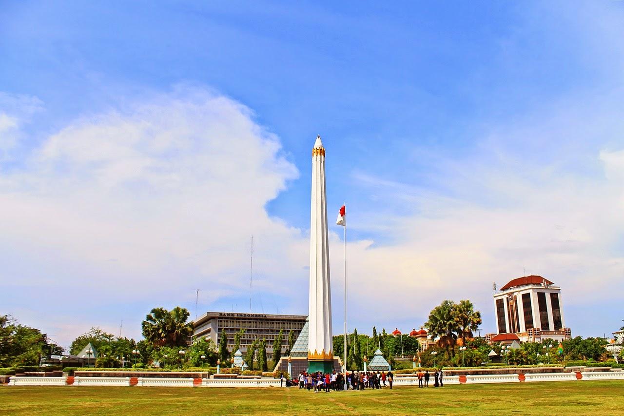 6 Monumen  Ternama Sebagai Ikon Kota