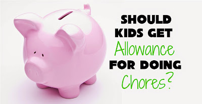 Should You Pay Kids Allowance for Doing Chores? -- There are a hundred different ideas about how to give your kids an allowance. Here's how to teach them the difference between earning money and getting handouts. (Hint: assigning the wrong kind of chores can be disastrous!)  {posted @ Unremarkable Files}