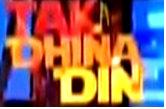 Tak Dhina Din TV channel Free to air