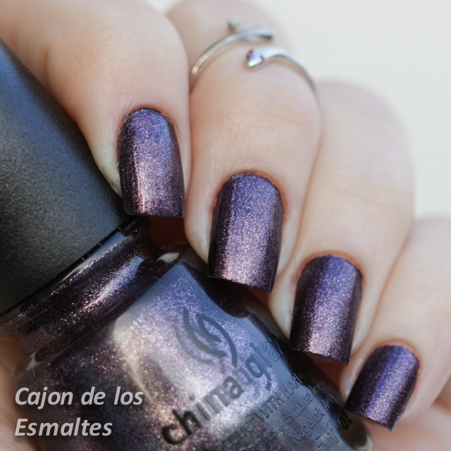 China glaze rendezvous with you  reseña