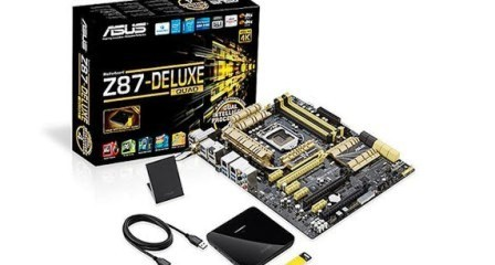 ASUS Motherboards World's First Thunderbolt Introduced