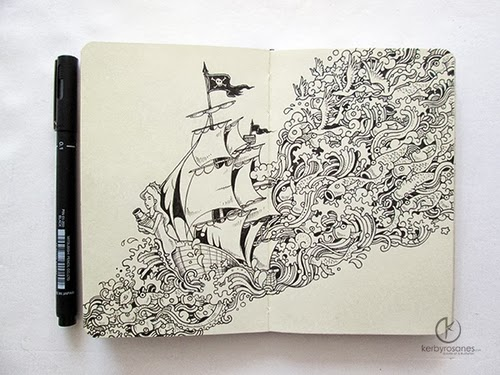 05-Journey-Filippino-Artist-and-Illustrator-Kerby-Rosanes-Pen-Doodles-www-designstack-co