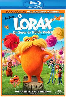O Lorax Em Busca da Trúfula Perdida BluRay 720p Dual Áudio