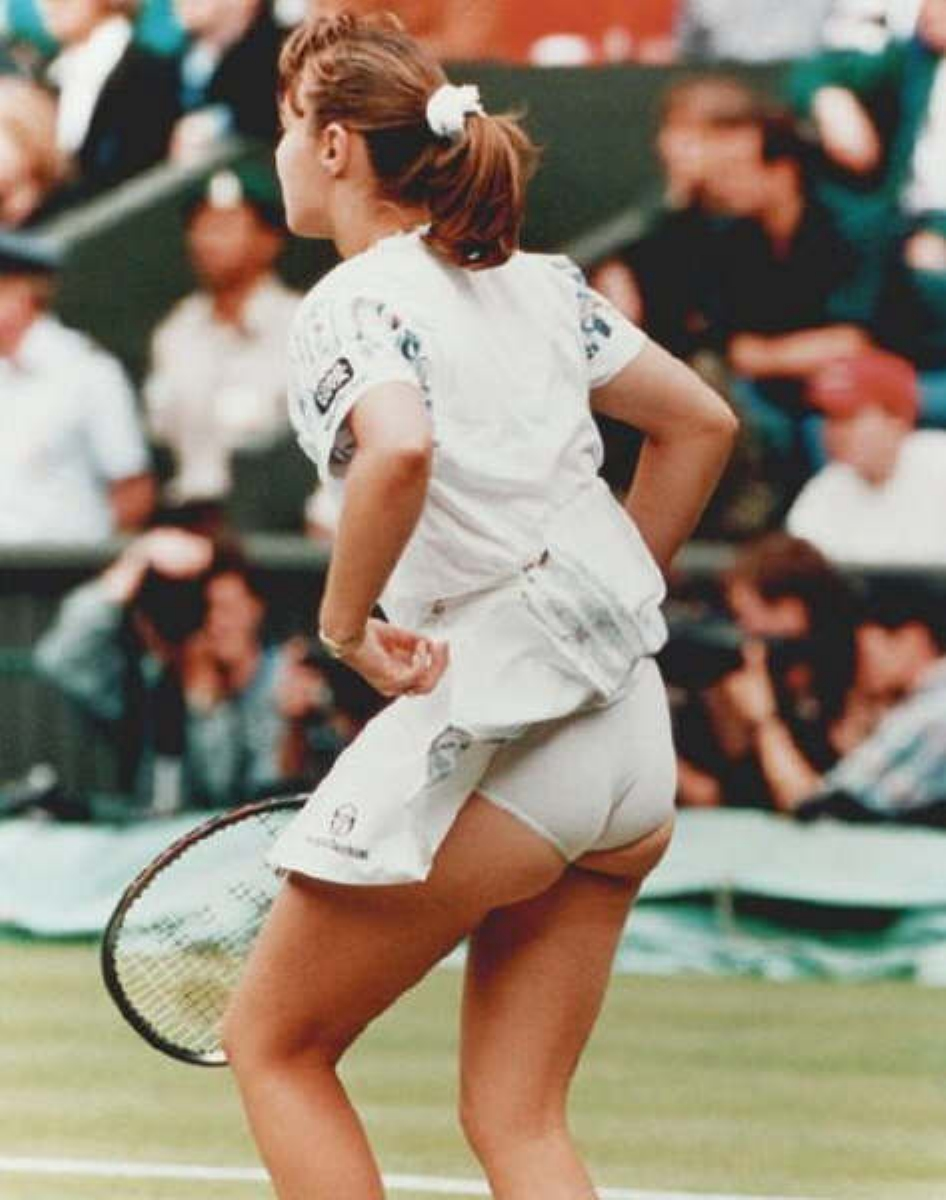 Nice!!! hingis new upskirt find! thankfulness