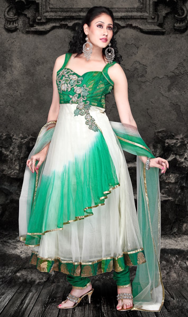 Salwar Suits Neck Designs 2014 for Wedding Photos Pics : Designer ...