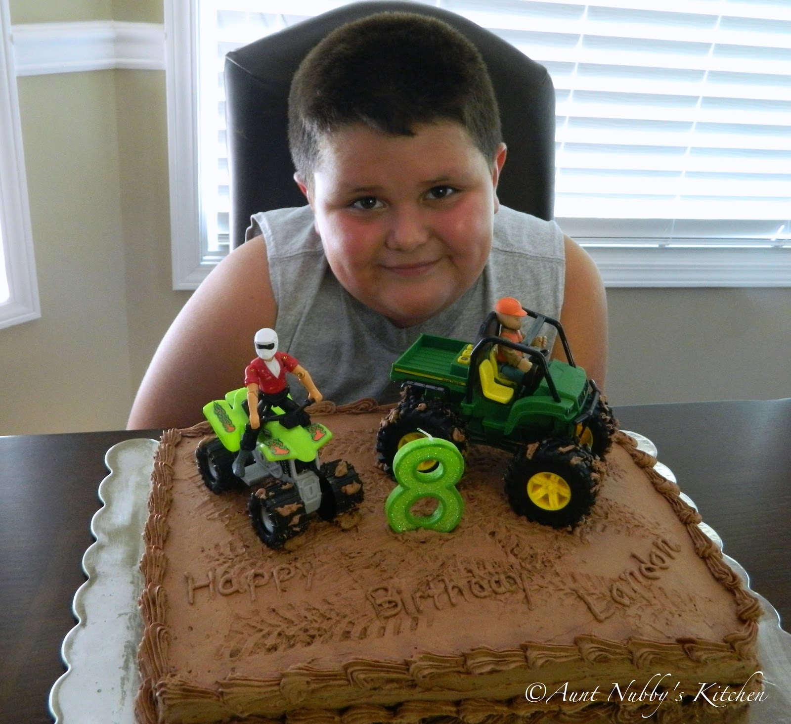 Landon Celebrated Birthday Number 8 Last Week And He Had Some Definite Ideas About How Wanted Me To Decorate His Cake