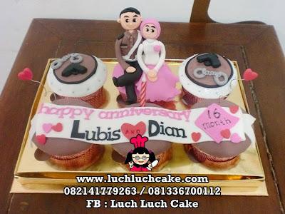 Cupcake Polisi Daerah Surabaya - Sidoarjo