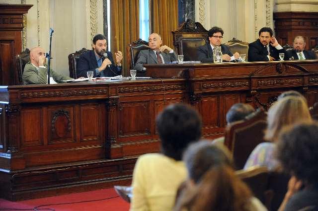 Debate Candidatos a Rector Colegio Nacional de Buenos Aires