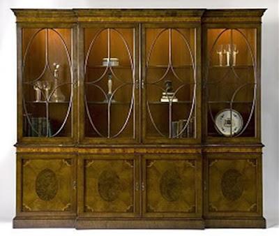 Reid Oyster Cabinet