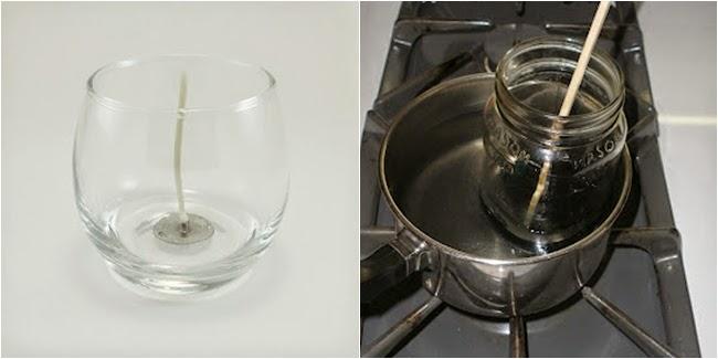 cara membuat lilin aroma therapy