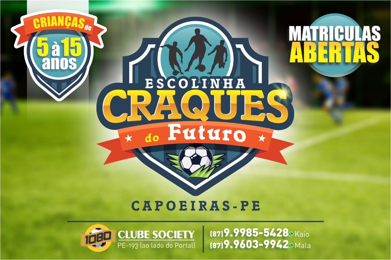 ESCOLINHA CRAQUES DO FUTURO
