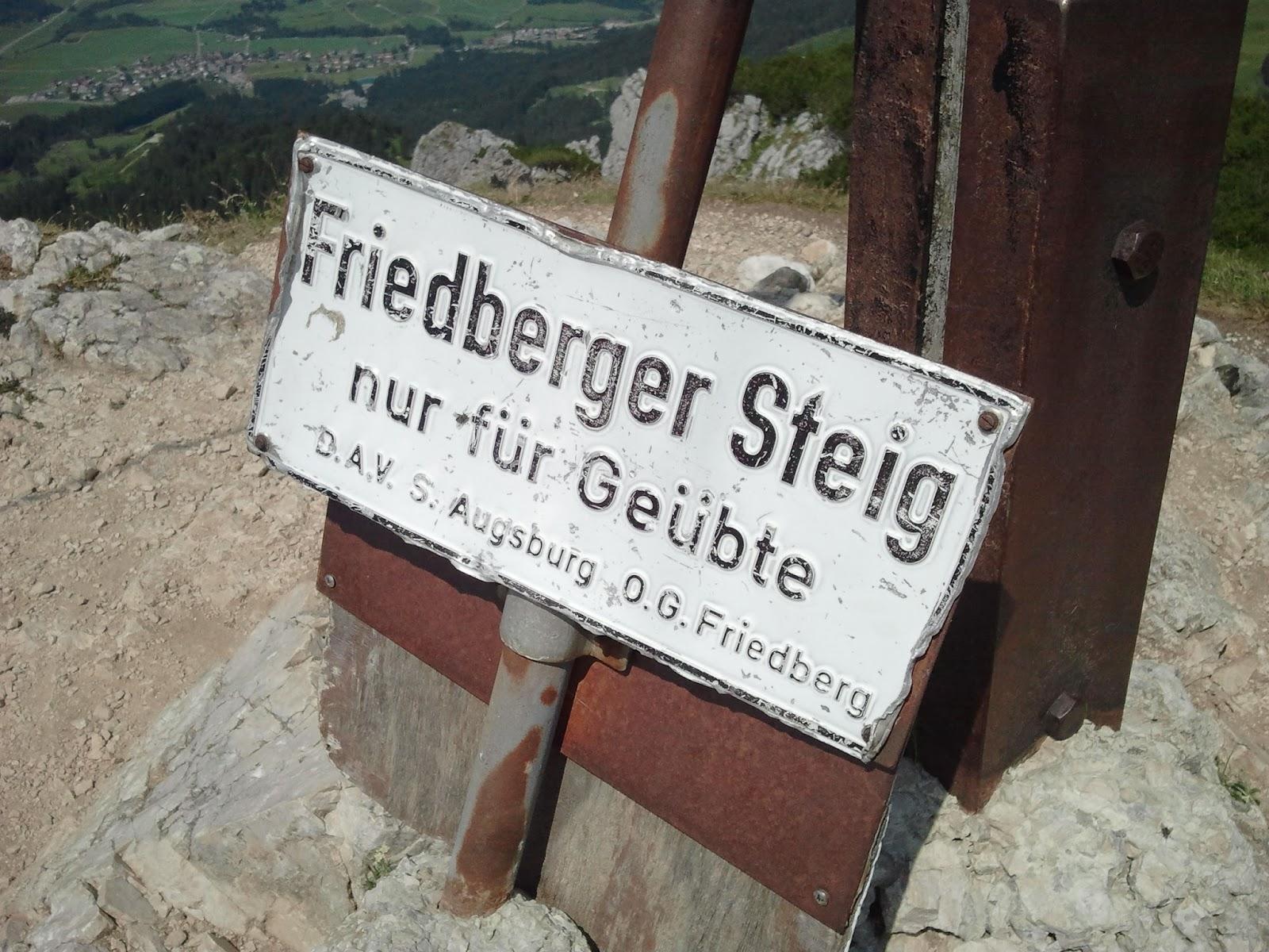 Klettersteig Ardennen : Klettersteige alpen guiders