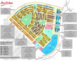 Meru Perdana Site Plan