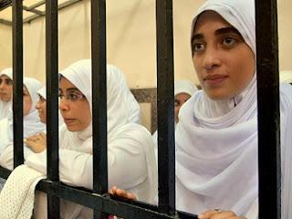 Mahasiswi Mesir tervonis 11 tahun penjara dilamar milyuner Denmark (foto Yahoo)