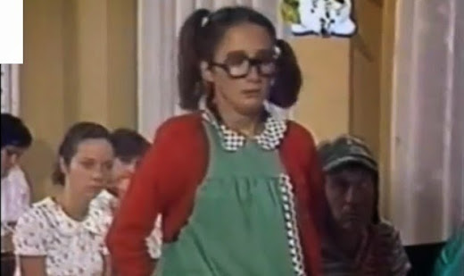 Chiquinha em 1979