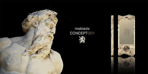 Le concept-phone Mobiado CPT001