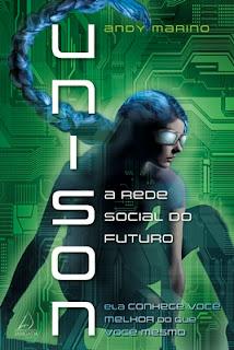 Capa do livro - UNISON: A Rede Social do Futuro, de Andy Marino