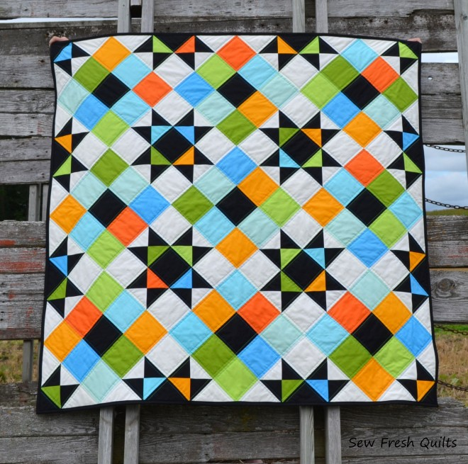 Ohio Stars by Sew Fresh Quilts