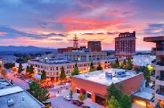 Urban sophistication meets mountain tranquility in this charming southern city.