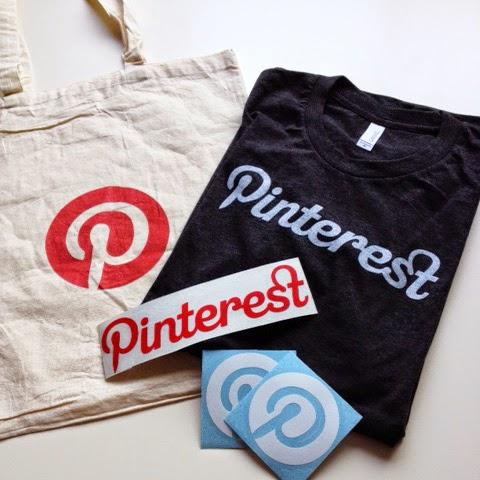 Pinterest ・バッグ・Tシャツ・ステッカー・デザイン