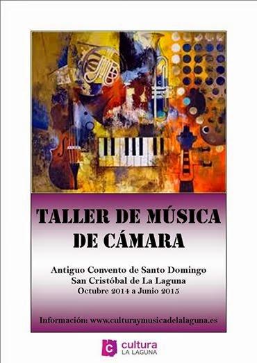 """""""Taller de Música de Cámara"""" '"""