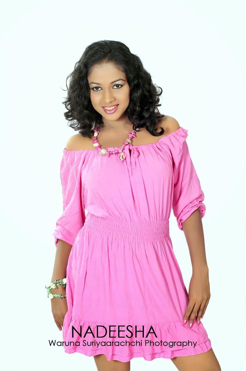 Nadeesha pink