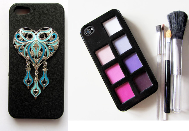 A matter of style diy fashion 4 handmade christmas gift for Diy custom phone case