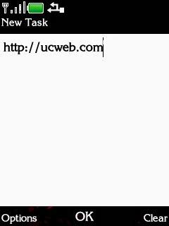 Buka Browser Default Nokia Lewat UCWeb