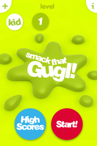 Smack That Gugl Free App Game By Tayasui