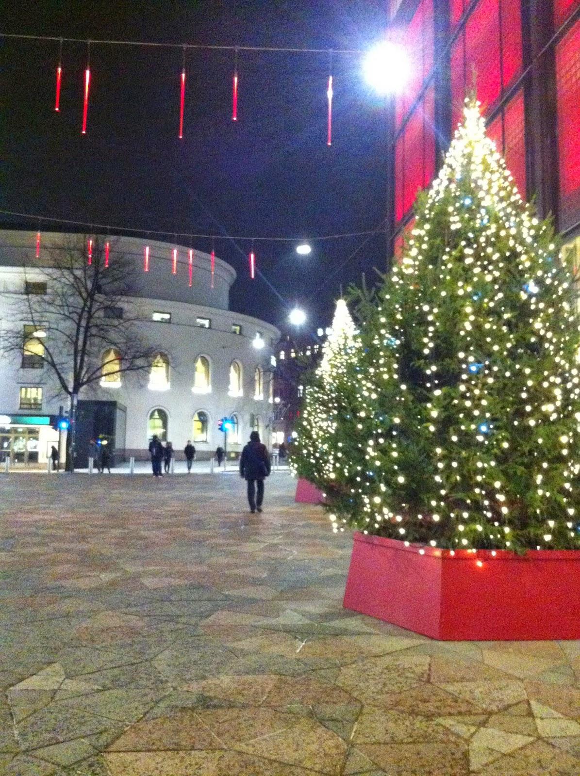 helsinki stockmann jouluvalot valo joulukuusi