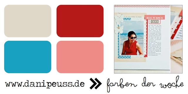 Farbinspirationen von www.danipeuss.de