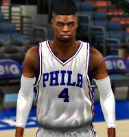NBA 2k14 Philadelphia 76ers 2016 Jersey Patch HoopsVilla.com