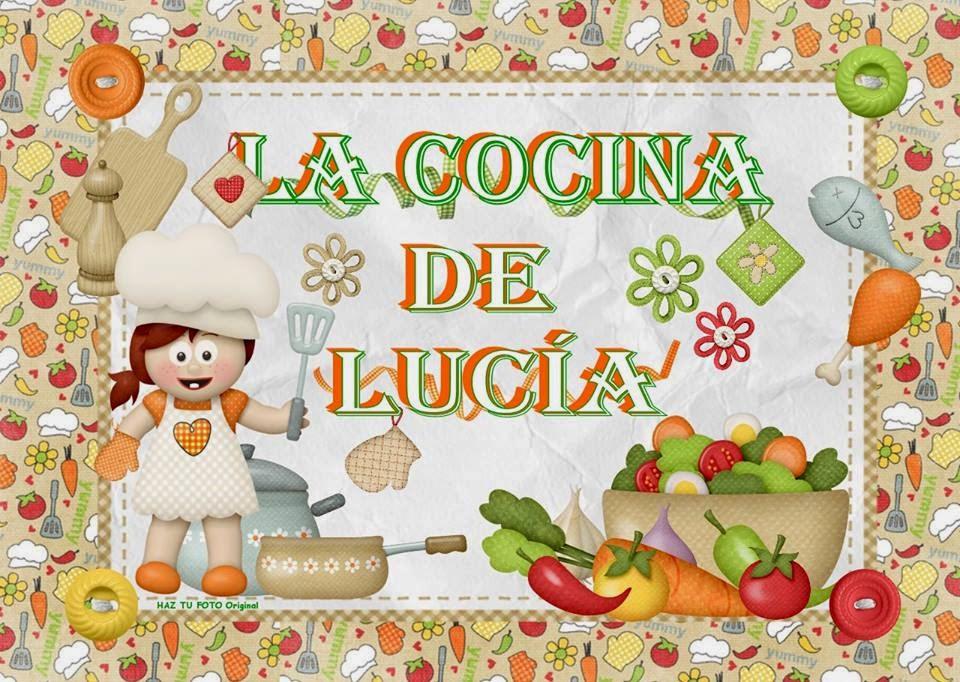 La cocina de Lucía