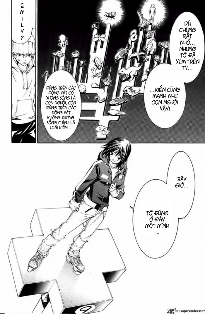 Air Gear Chap 123