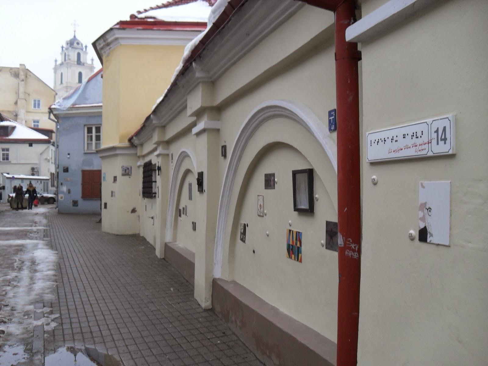 Calle de Vilnius