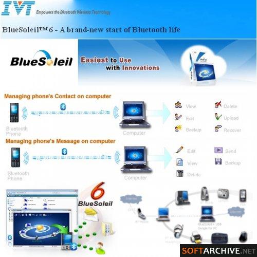 IVT BlueSoleil 8.0.338.0 ML/Rus + crack k Скачать бесплатно.