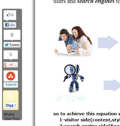 social media sharing button sidebar 3