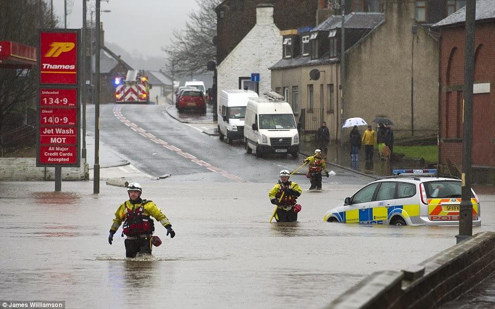 Car Crash New Cumnock